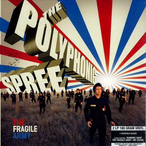 Polyphonic Spree, The - The fragile army