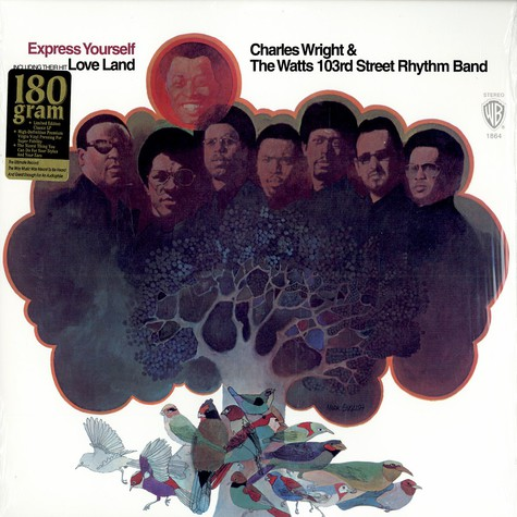 Charles Wright & The Watts 103rd St Rhythm Band - Express yourself