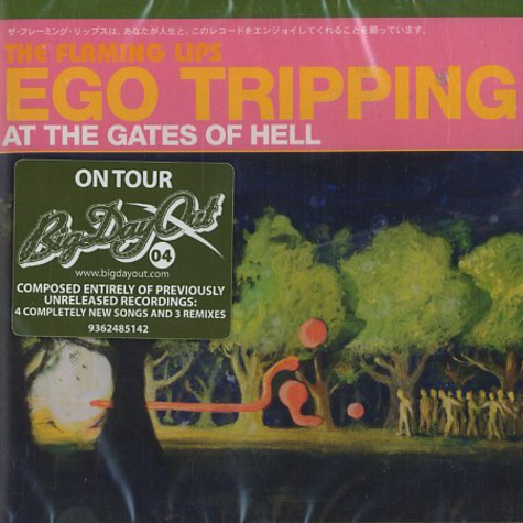 Flaming Lips, The - Ego tripping at the gates of hell