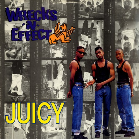 Wreckx-N-Effect - Juicy
