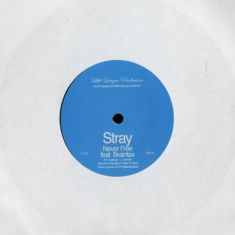 Stray - Never free feat. Braintax