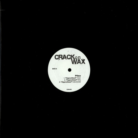 Crack On Wax - Volume 62