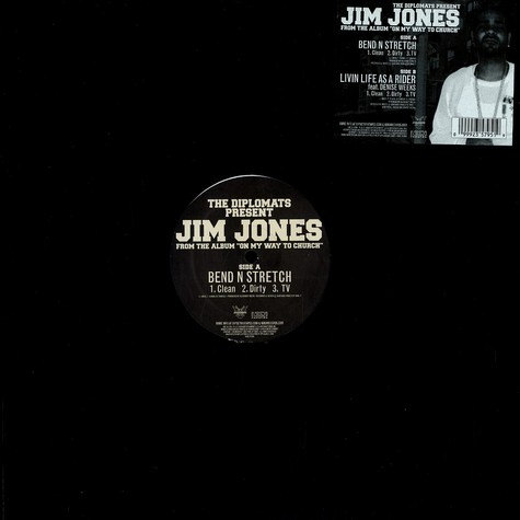 Jim Jones - Bend n stretch