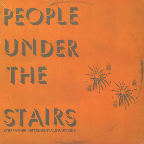 People Under The Stairs - Stepfather Instrumentals Part 1