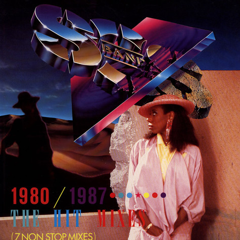 S.O.S. Band, The - The S.O.S. Band 1980-1987: The Hit Mixes
