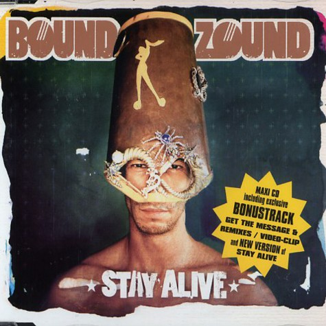 Boundzound of Seeed - Stay alive