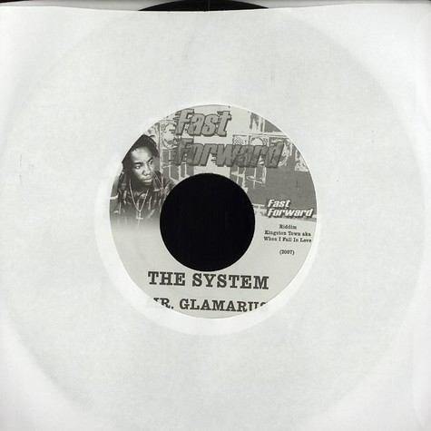 Teacha Dee / Mr.Glamarus - Smoke and fly / the system