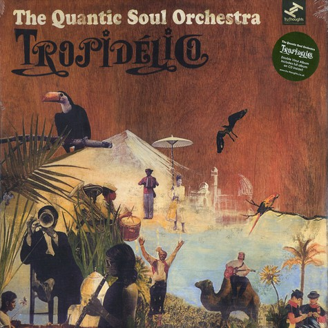 Quantic Soul Orchestra, The - Tropidelico