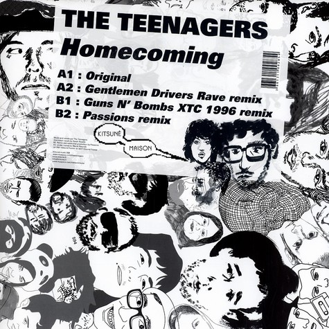 Teenagers, The - Homecoming