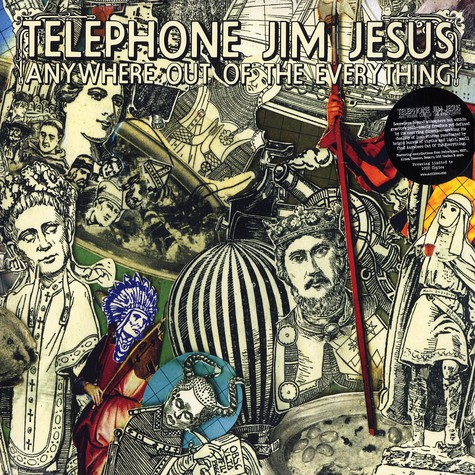 Telephone Jim Jesus - Anywhere out of the everything