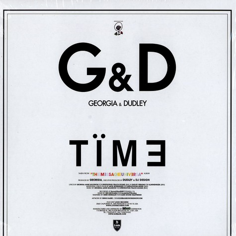 G&D (Georgia & Dudley) - Time