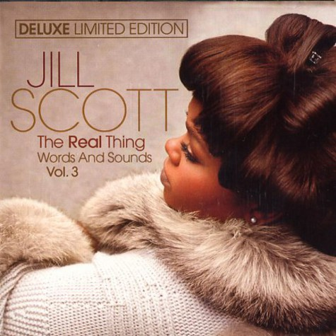 Jill Scott - The real thing - words and sounds volume 3 - deluxe edition