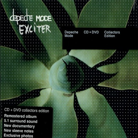 Depeche Mode - Exciter - collectors edition