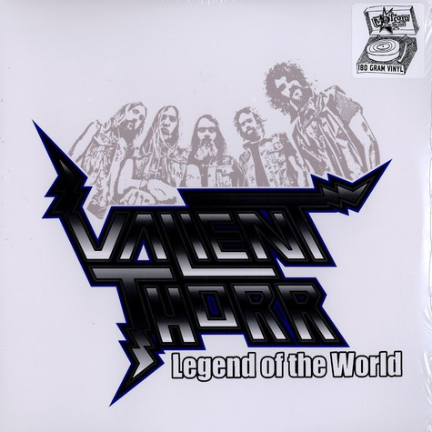 Valient Thorr - Legend of the world