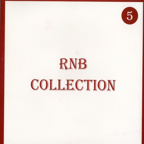 Rnb Collection - Volume 5