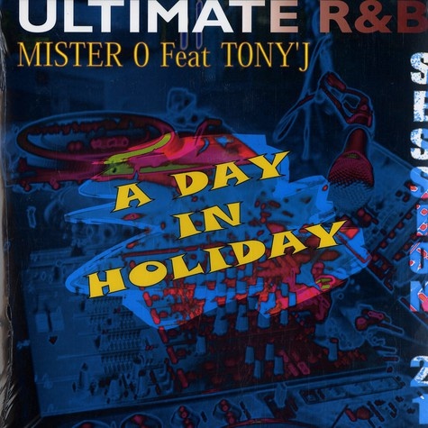 Ultimate Rnb - Session 21 feat. Mister O & Tony J