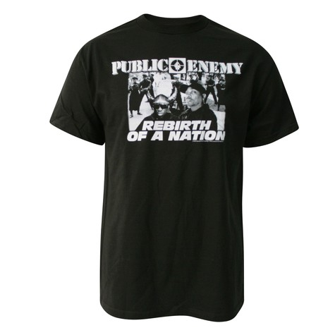 Public Enemy - Rebirth T-Shirt