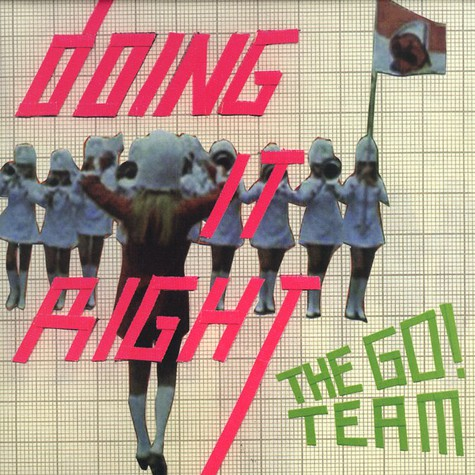 Go! Team, The - Doing it right