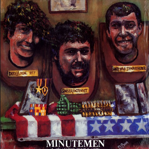 Minutemen - 3-way tie (for last)