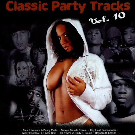 Classic Party Tracks - Volume 10