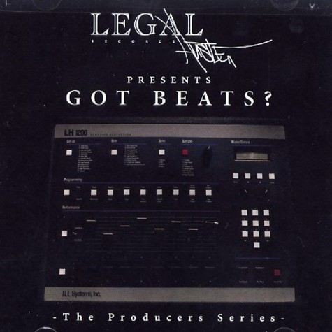 Legal Hustle Records presents - Got beats?