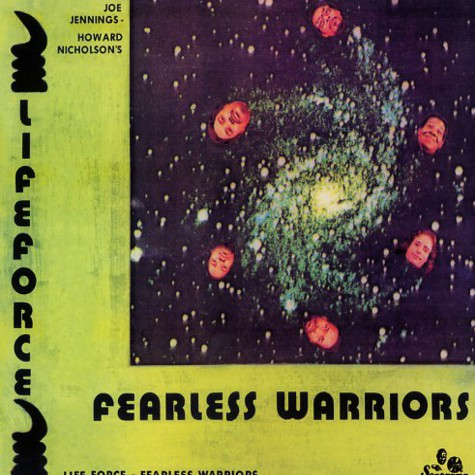 Life Force - Fearless warrior