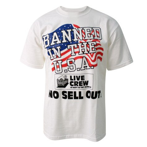 Milkcrate Athletics - Banned in the u.s.a. T-Shirt