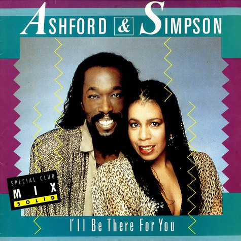 Ashford & Simpson - I'll be there for you