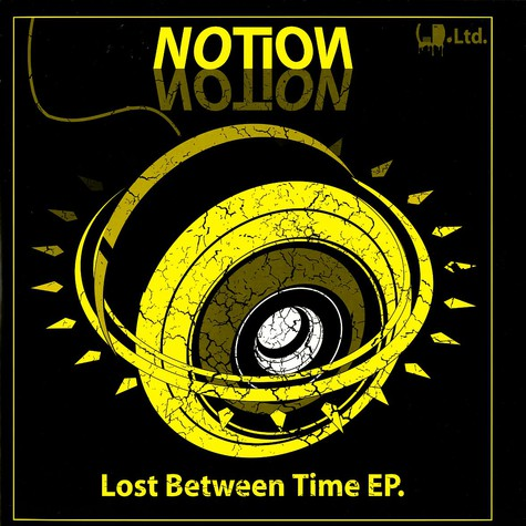 Notion - Lost between time EP
