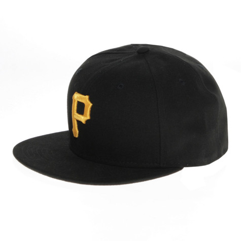 New Era - Pittsburgh Pirates MLB Authentic 59Fifty Cap