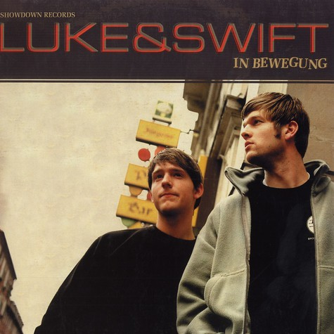 Luke & Swift - In bewegung