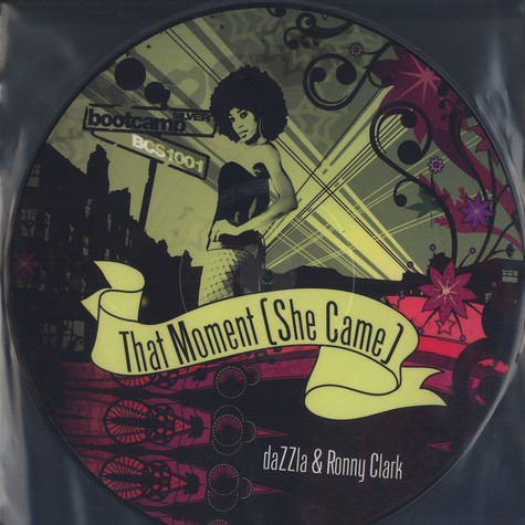 Dazzla & Ronny Clark - That moment (she came)