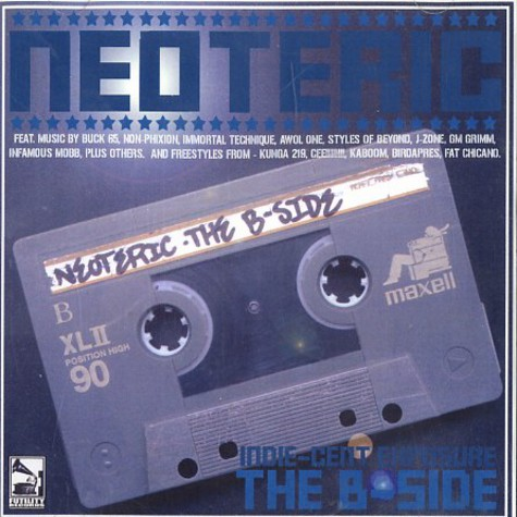 Neoteric - The b-side - indie-cent exposure volume 2