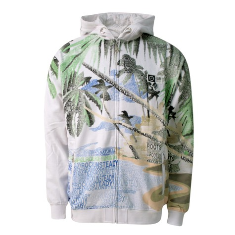 LRG - Scenic clout zip-up hoodie