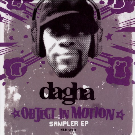 Dagha - Object in motion EP