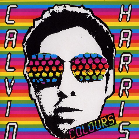 Calvin Harris - Colours Seamus Haji remix