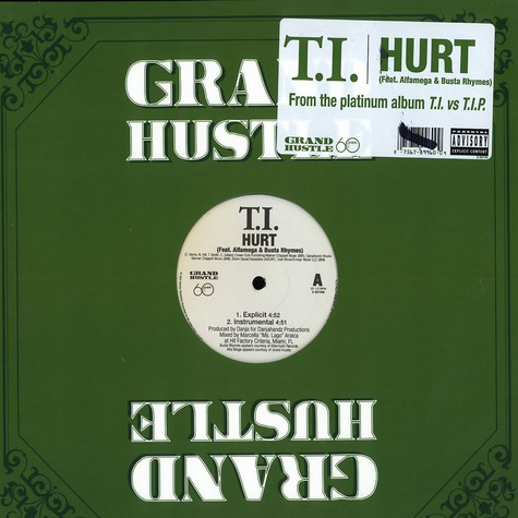T.I. - Hurt feat. Alfamega & Busta Rhymes