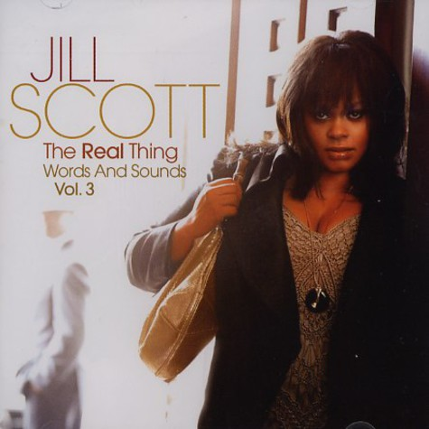 Jill Scott - The real thing - words and sounds volume 3
