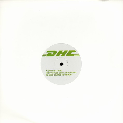 Basement Jaxx - Do your thing Dirty House Collective remix