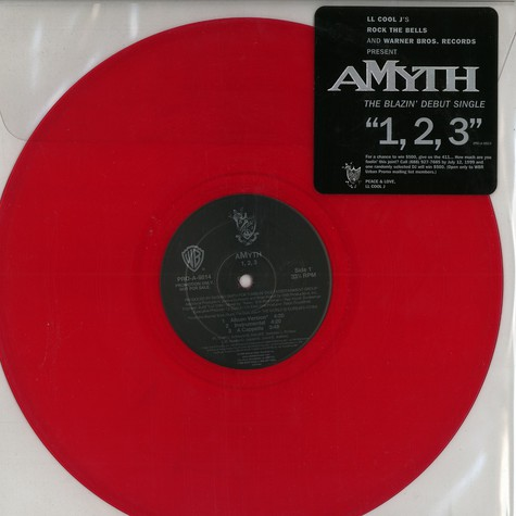 Amyth - 1, 2, 3 / Who Shot Your Heart?