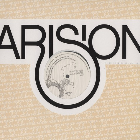 Be Arisionable - Volume 2