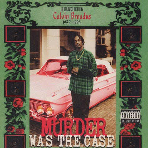 V.A. - OST Murder was the case