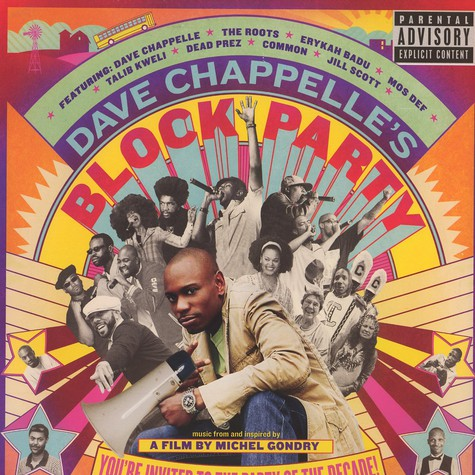 Dave Chappelle - Dave Chappelle's block party