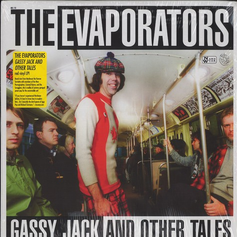 Evaporators, The - Gassy jack and other tales