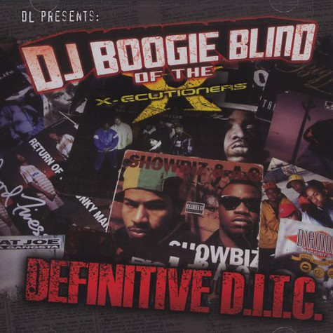 DJ Boogie Blind - Definitive DITC