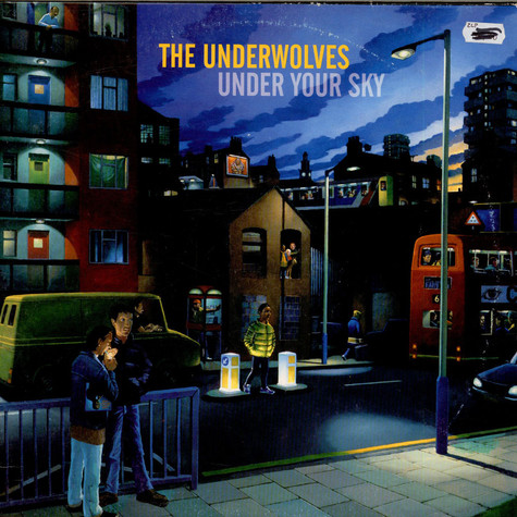 Underwolves, The - Under Your Sky