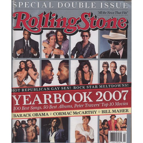 Rolling Stone - 2007 / 2008 - 1041 / 1042 - December / January