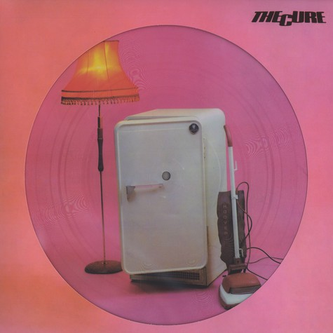 Cure, The - Three Imaginary Boys Picture Disc Edition