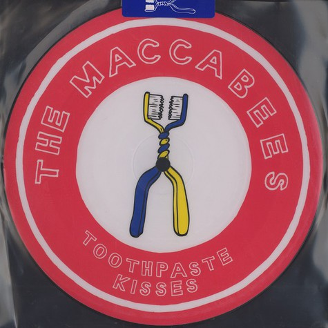 Maccabees, The - Toothpaste kisses