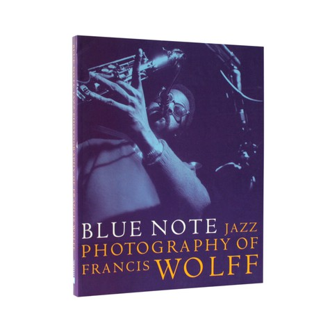 Francis Wolff - Blue Note Jazz Photography